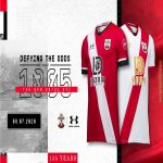 Southampton FC kit for 20/21 revealed