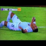 Andres Reyes scary throat injury vs Orlando City