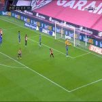 Athlétic Bilbao [1] - 0 FC Sevilla - Ander Capa 29'