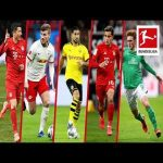 Bundesliga - 2019/20 Goal of the Season nominees