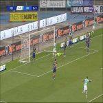 Hellas Verona 1 - [2] Inter - Dimarco OG 55'