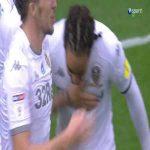 Leeds United 2-0 Stoke City: Helder Costa 47'