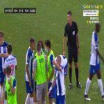 Tondela 0-[2] FC Porto: Moussa Marega 64'