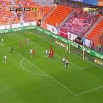 Ural 1-[1] Dynamo Moscow - Roman Emeljanov OG 31'