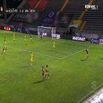 Paços Ferreira 1-[5] Braga - Wenderson Galeno 89'