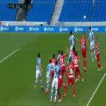 Real Sociedad [1]-2 Granada - M. Merino 48'