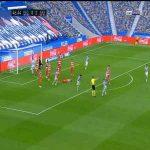 Real Sociedad [1]-2 Granada: Mikel Merino goal 47'