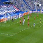 Real Sociedad [2]-2 Granada: Mikel Oyarzabal goal 83