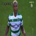 Sporting [1]-0 Santa Clara - Jovane Cabral 67' (Great Finish)