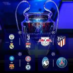 UEFA CHAMPIONS LEAGUE QF DRAW