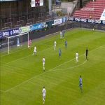 Haugesund 0-2 Molde - Etzaz Hussain 29'