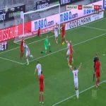 Ingolstadt 3-1 Nuremberg Schleusener 90+6'