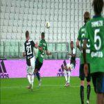 Juventus [2]-2 Atalanta: Cristiano Ronaldo penalty goal 90'