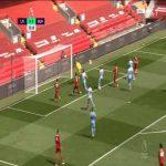 Liverpool [1] - 0 Burnley - Robertson 34'