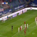 Marek Kozioł (Korona Kielce) PK save vs. Wisła Kraków (18', Polish Ekstraklasa)
