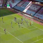 Aston Villa [1] - 0 Crystal Palace - Trezeguet 45+4'