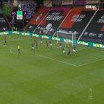 Bournemouth [3] - 1 Leicester - Evans OG 83'