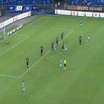 Napoli [2]-1 Milan: Dries Mertens goal 60'