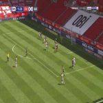 Stoke 1-0 Birmingham - Danny Batth 12'
