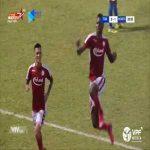 Than Quang Ninh 0-(2) Ho Chi Minh FC - Amido Balde