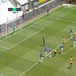 Wolves 1-0 Everton - Raul Jimenez penalty 45'+2'