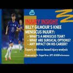 Explaining Chelsea starlet Billy Gilmour's knee meniscus injury, surgery, & if this will impact his future