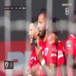 Santa Clara 1-0 Aves - Ze Manuel 21'