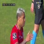 Santa Clara 3-0 Aves - Carlos Carvalho 74'