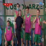 Warta Poznań 1-0 GKS Tychy - Bartosz Kieliba 6' (Polish I liga)