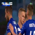 Wisła Płock [1]-1 Korona Kielce - Ángel García 30' (Polish Ekstraklasa)