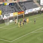 Bodø/Glimt [1]-1 Kristiansund - Patrick Berg 58'