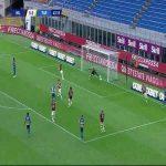 Milan 0-1 Parma: J. Kurtič goal 44'