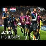 On this day in 2018: France defeated Croatia 4-2 to win its second World Cup