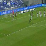 Sassuolo [2]-2 Juventus: D. Berardi free kick goal 51'