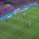 Barcelona 0 - [1] Osasuna - José A. 16'