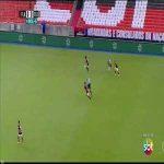 Flamengo [1] - 0 Fluminense - Vitinho 90+4'