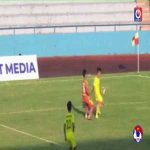 Phu Tho 2-(1) Phu Dong - Pham Van Thuan (penalty goal + call), amazing way to make a match more excited...