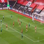 Southampton 0 - [1] Brighton - Maupay 17'