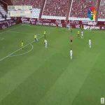 Albacete [4]-1 Real Zaragoza - Daniel Ojeda 46'