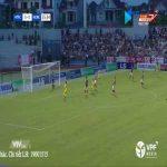 Hong Linh Ha Tinh (1)-0 Ho Chi Minh FC - Bruno volley