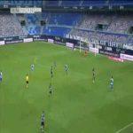 Malaga 2-0 Alcorcon - Tete 79'