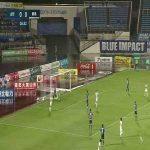 Montedio Yamagata 0-(1) Thespakusatsu Gunma - Masaki Miyasaka great goal