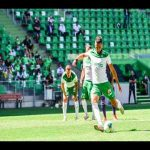 AS Saint-Etienne [1]-1 Anderlecht - Ryad Boudebouz goal (45')