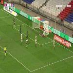 Lyon [2]-0 Celtic: Memphis Depay 40'