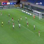 Milan [4]-1 Bologna - Ante Rebic 57'