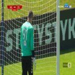 Stomil Olsztyn 2-0 GKS Tychy - Szymon Sobczak 83' (assist by Jurich Carolina, Polish I liga)
