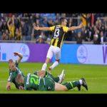 Vitesse [1]-0 Jong Utrecht - Oussama Darfalou goals