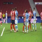 Atlético Madrid 1-[1] Real Sociedad - Mikel Merino 87'
