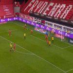 Brann 0-1 Start - Ali Ahamada OG 29'
