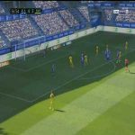 Deportivo Alavés 0-4 Barcelona: Nelson Semedo goal 57'